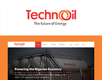 UX/UI Design for Techno Oil Limited