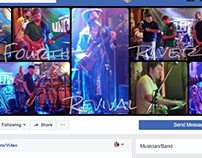 4th River Revival Facebook Banner