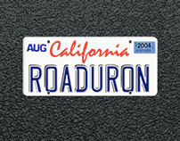 Animated Logo for ROADURON