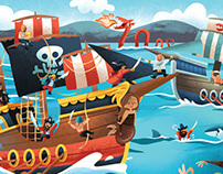 Pirates & other puzzles