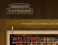 Mario's Catering