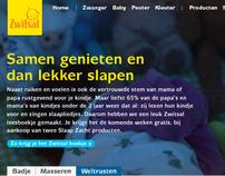 Zwitsal Slaapzacht campaign
