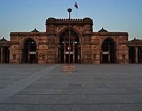 Juma Masjid Ahmedabad