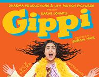 Gippi film poster