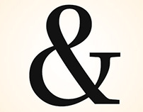 3D Ampersand Experiment