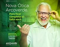 Óticas Arcoverde - Nova Loja