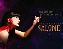 Salome: Rock Opera & Costume Ball