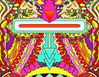 "Poster Design Soulfood ""Voodoo"""