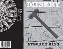 Stephen King Book Design