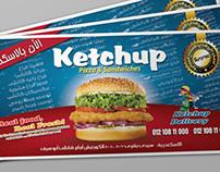 ketchup flyer