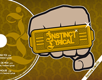 Instinct Lyrical CD covers