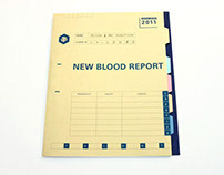 New Blood Report - D&AD
