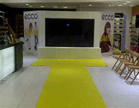 Media Event I DubaiI Mall – ECCO Concept