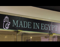 Advertising Video | Made in Egypt Store