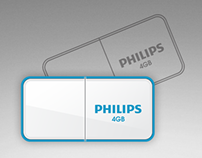PHILIPS USB Flash Memory