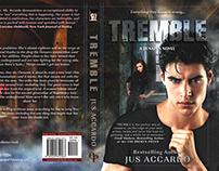 Entangled Teen Print Book Cover