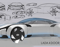 Cars project: sketches.