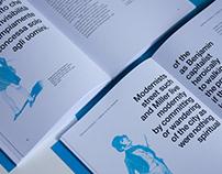 Graphic Design Thesis Project | Una e più città