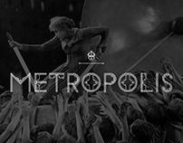 | METROPOLIS | Display Font