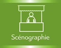 SCENOGRAPHE / ILLUSTRATEUR