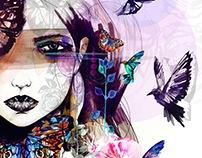 Warrior II - Illustration 2015