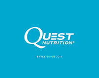Quest Nutrition Style Guide