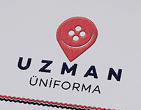 Uzman Uniforma - Branding, Product and Website Design