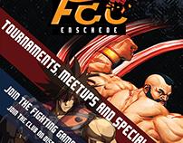 FGC Enschede LOGO+Poster