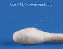 Q-tips Ad Campaign