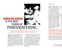 Hepatitis awareness.