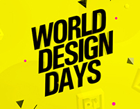 Dedicated to WORLD DESIGN DAYS