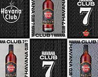 Havana Club Rebrand
