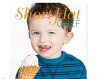 SHORT HAT CHEF