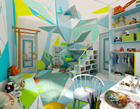 Garden of Impressionist - Boyroom