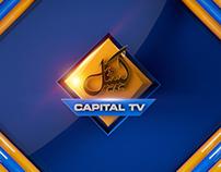 Capital TV Broadcast Design