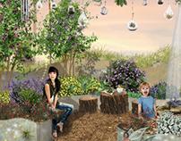Santa Monica - Fairy Box Garden