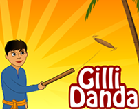 Gilli Danda - Windows Phone Game