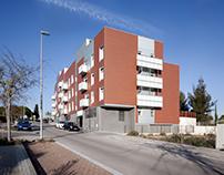 Edifici habitatges. Sant Boi del Llobregat (Barcelona)