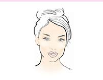 Marshalls Beauty Illustrations