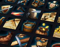 Medieval Game Icons