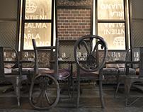 """""""Melenzane"""" restaurant Kuwait"""