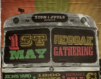 Reggae poster designs