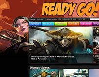 Ready Go! - Web Design