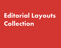 Editorial Layouts Collection