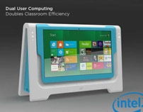 Dual User Computing for Intel