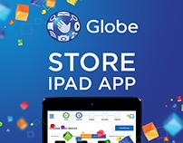 Globe Store iPad app