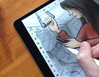 Digital Sketching Tutorial