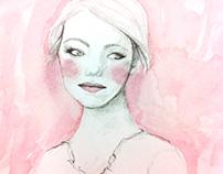 ILLUSTRATIONS: Fashion & Beauty 1
