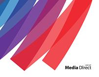 Logo and identity for publishing house