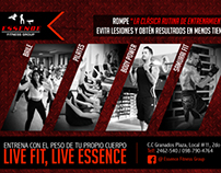 Essence Fitness Group